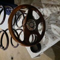 Продам деревянный руль
