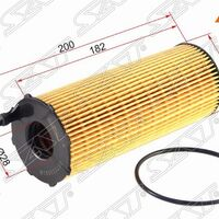 Фильтр масляный (картридж) VW TOUAREG 3.0 Tdi 04-/AUDI Q5 3.0 08-/Q7 3