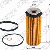Фильтр масляный (картридж) BMW X5 E70 N57 06-13/X6 E71 10-14/5-SERIES