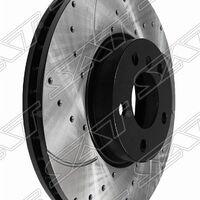 Комплект дисков тормозных передний перфорированные BMW X5 E70/F15 X6 E