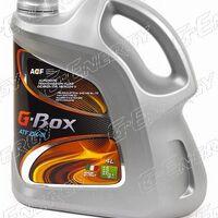 Масло трансмиссионное синтетическое G-BOX ATF DEX III 4л Декстрон 3