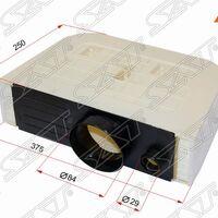 Фильтр воздушный AUDI Q7 3.0 TDI 15-/Q8 3.0 TDI 18-/VW TOUAREG 2.0 TSI