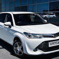 Toyota Corolla Fielder в Автопрокат Лайт
