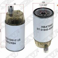 Фильтр топливный с колбой HYUNDAI HD 45/72/COUNTY 10-