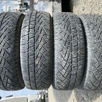 215/70R16 комплект летних шин Michelin