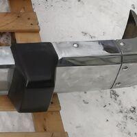 Болт бампера на Ниссан Сафари Y60