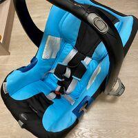 Автокресло-переноска Roemer (Baby-Safe)