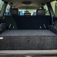 Спальник органайзер в багажник Прадо 120