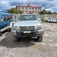 Фары Nissan Patrol 61, 1998-