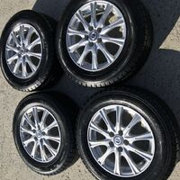 Продам шины и диски в сборе