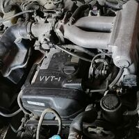 Двигатель Toyota Crown JZS 151