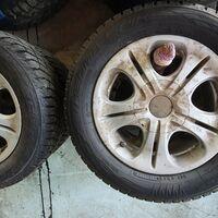 Шипованные колеса