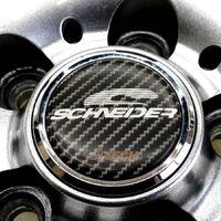 Диски R17 A-Tech Schneider (графит) 5x100 (+53) из Японии