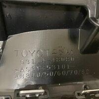 Продам решётку радиатора на Toyota Harrier 2014-2018.