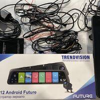 Видеорегистратор Trendvision aMirror 12 Future
