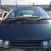 Стекло лобовое Toyota Estima Emina CXR20 3CTE 1994 перед. (б/у)