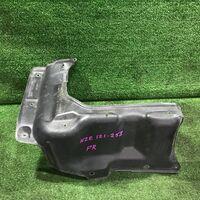 Защита двс Toyota Allex NZE121 1NZFE 2004 перед. прав. (б/у)