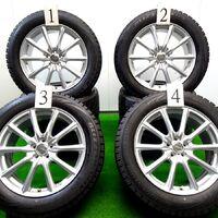 Только диски R18 Bridgestone Eco Forme 5х100 (+53) J7.5 из Японии