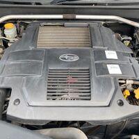 Двигатель Subaru Legacy BM9 EJ255 2010 перед. (б/у)