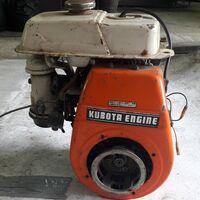 Двигатель  Kubota  LG 140 - 3D.