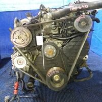 Двигатель в сборе 1-комплектации 4JG2 Bighorn UBS69 1-модели мех.тнвд