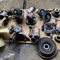 Двигатель 1JZ-GE VVTI на запчасти