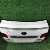 Крышка багажника Subaru Legacy BM9 EJ255 2010 задн. (б/у)
