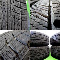 Шины 225/55/18 Bridgestone Blizzak VRX, износ 5%. Без пробега по РФ