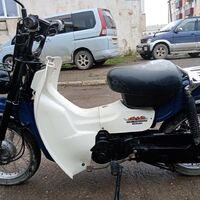 Скутер suzuki 49cc