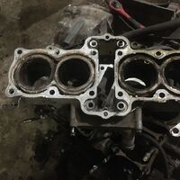 Двигатель Хонда NC23E
