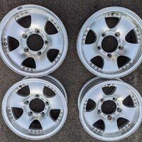 Новое поступлением дисков для escudo, jimny, niva 15 5-139.7 из Япони