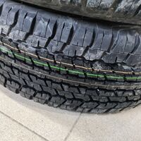 Продам шину японского производства 2021 год выпуска 265/60R18 Dunlop