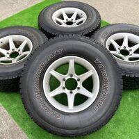 новое поступление колёс с дисками для внедорожников R16