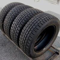 Шины 205/60/16 Dunlop Winter Maxx WM01, износ 10%. Без пробега по РФ