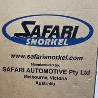 Продам шноркель safari на pajero iii
