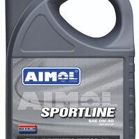 Синтетическое масло Aimol (голландия) SportLine 0w-40 4л