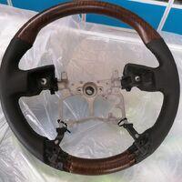 Руль на Toyota Land Cruiser Prado