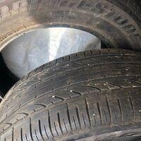 Комплект летней резины Bridgestone