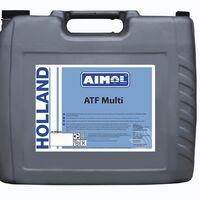Универсальное трансмиссионное масло aimol (голландия) multi atf 20л.