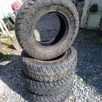 комплект колеса  грязь