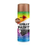 Краска-спрей бронза aim-one 450 мл (аэрозоль)