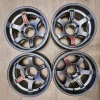 Литые диски R16 PSD:139.7×5 J6 ET: -22