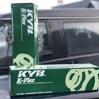 Пружины амортизатора фирмы OBK и KYB