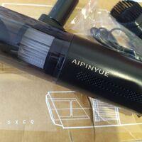 Безпроводной компактный пылесос для дома и авто