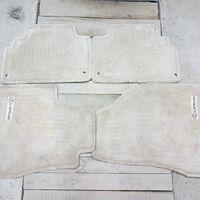 Оригинальные коврики в салон на lexus rx300/330/350/400h