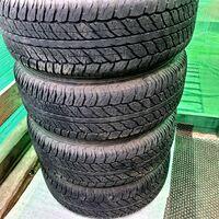 Шины 285/60/18 Dunlop Grandtrek AT23, износ 1%, Japan.