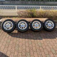 Новое поступление колес в сборе с дисками из Японии r15 5-100, 5-114.