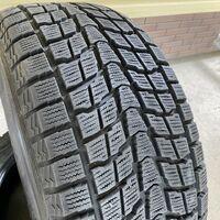 В наличие зимние шины. Dunlop SJ-6  износ 5% 285/50 R20