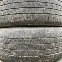 225/55R18 пара летних шин Bridgestone