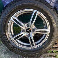 R15 (4-100) ET:35 комплект колёс Bridgestone Blizzak RevGZ